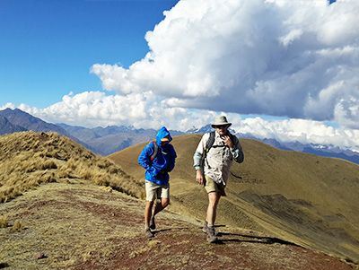 ancascocha-trek-to-machu-picchu-4days
