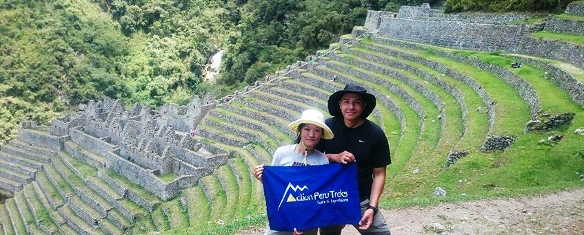 The Short Inca Trail to Machu Picchu 2 Days
