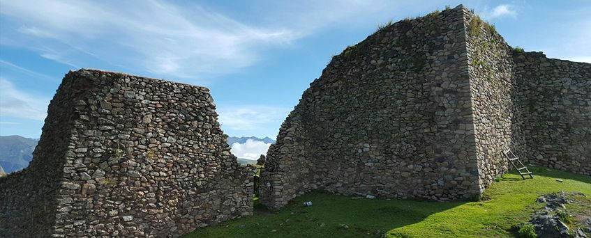 The Sacred journey of the incas