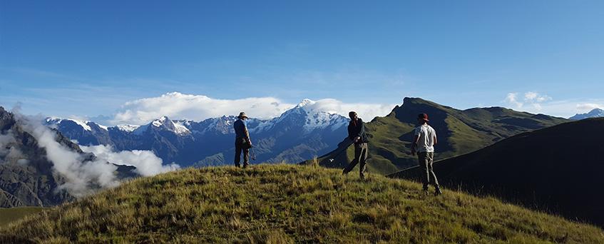 Ancascocha Peru Trek vs Salkantay Trek