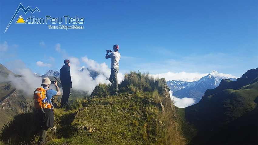 Ancascocha Peru Trek