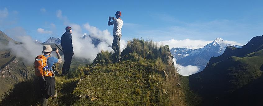 Ancascocha Trek vs Salkantay Trail