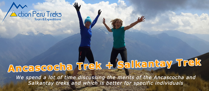 Ancascocha Trek + Salkantay Trail