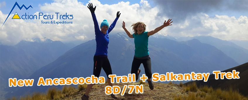 New Ancascocha Trail + Salkantay Trek