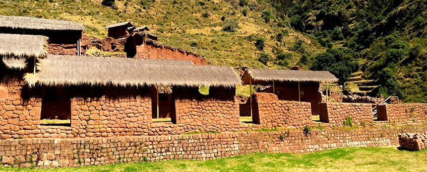 Huchuy Qosqo Trek + Short Inca Trail