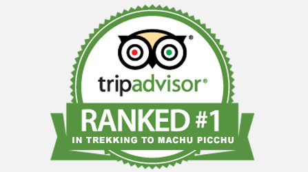 Ranked In Trekking to Machu Picchu