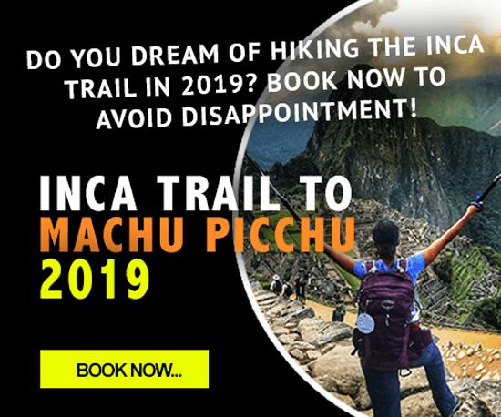 Banner Promo Inca Trail