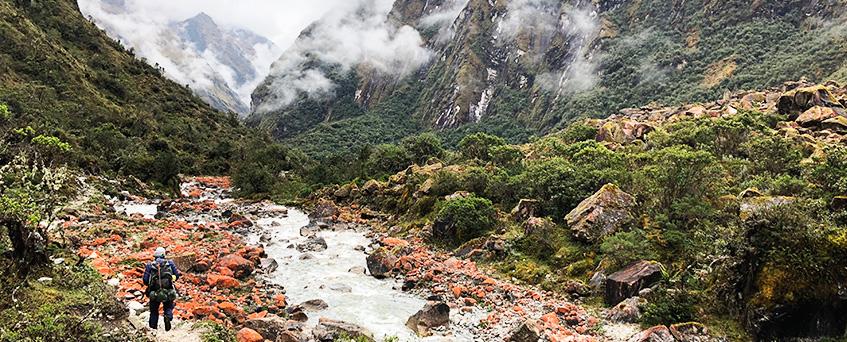 Palcay Trek Peru